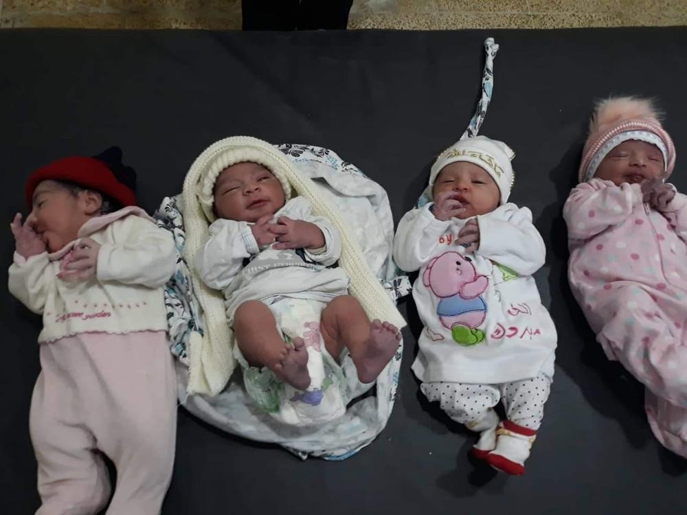 Primeros bebés 2019 Irak