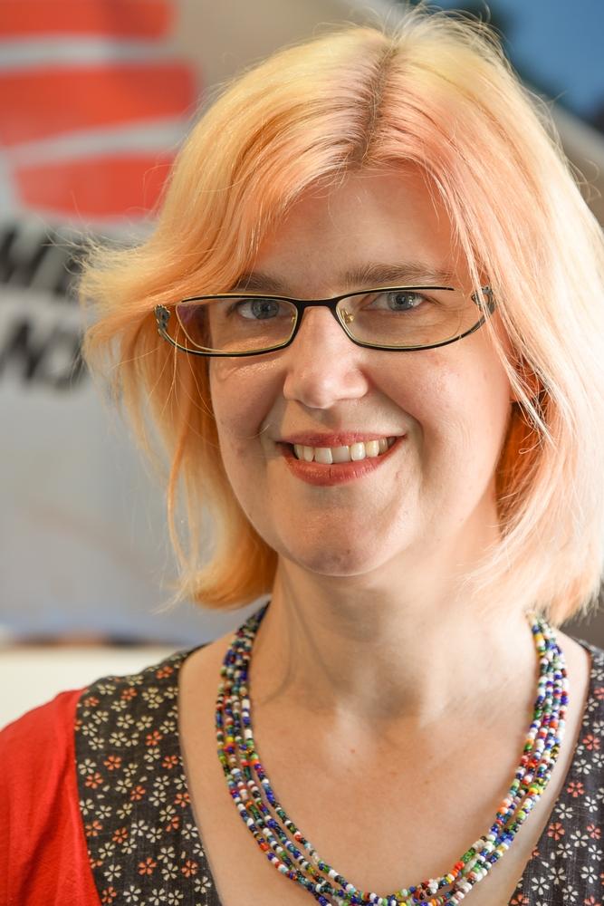Dra. Claire Fotheringham, asesora médica de obstetricia y ginecología.