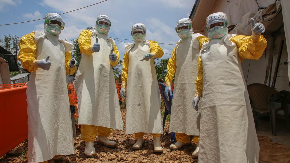 Médicos en República Democrática del Congo
