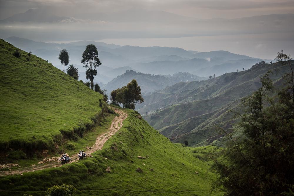 Ciudad asilada de República Democrática del Congo