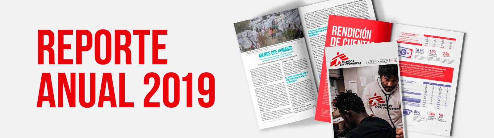 Reporte Anual 2019