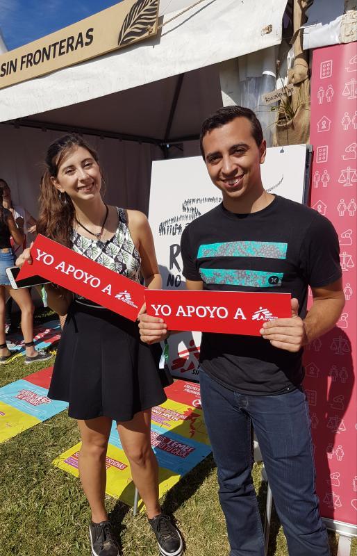 Lollapalooza Argentina 2019 Espíritu Verde