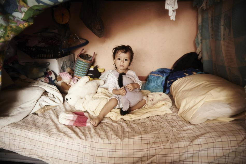 Ixtepec, Oaxaca. MSF atiende las múltiples afectaciones médicas y de salud mental que padece la población migrante a consecuencia de la violencia en sus países de origen y durante su tránsito por México. ©Christina Simons/MSF