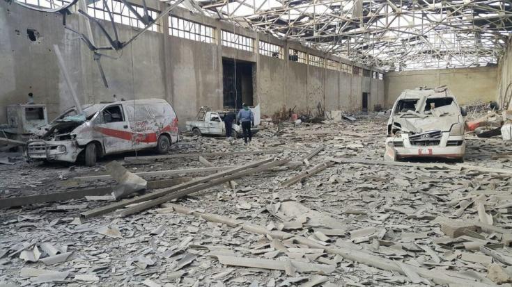 En 2014, se intensifican los enfrentamientos mortales, los asedios, los bombardeos, y los ataques a las instalaciones de salud y al personal médico.