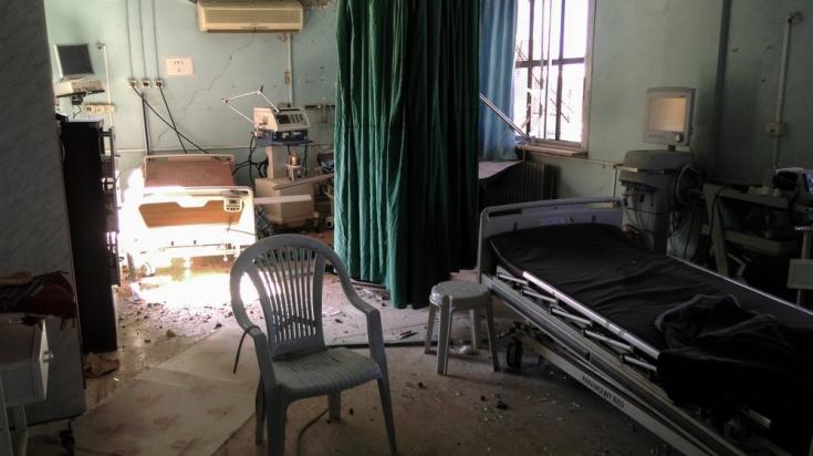 2018: olas de desplazamiento y retorno. En junio de 2018, nos vemos obligados a poner fin a nuestro apoyo a ocho centros de salud en las regiones de Dará y Quneitra después de que las fuerzas gubernamentales retomaran las áreas.