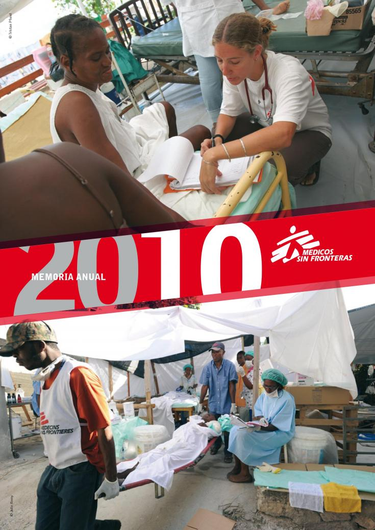 Nuestros equipos trabajando en Haití luego del terremoto del 12 de Enero de 2010, en uno de los proyectos más grandes de nuestra historia.