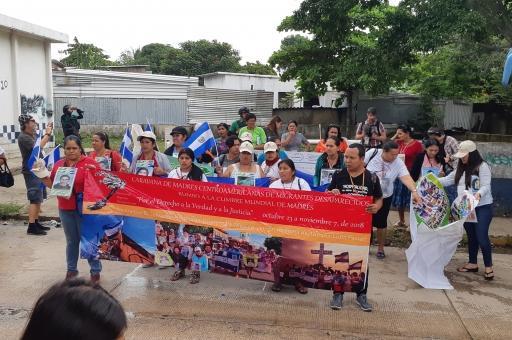 Migrantes y refugiados en México