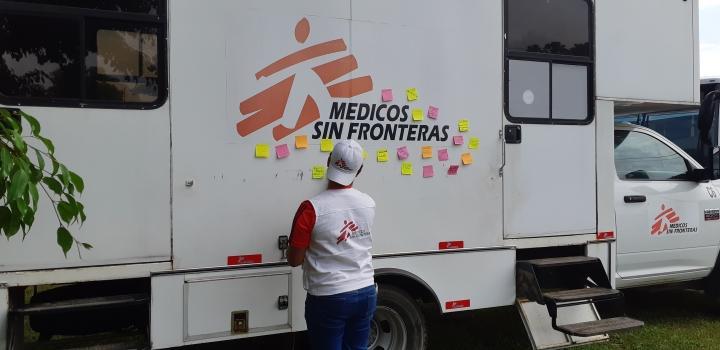 Migrantes Desaparecidos en México
