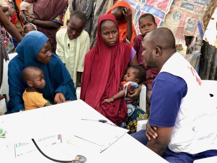 Conflictos internos en Nigeria