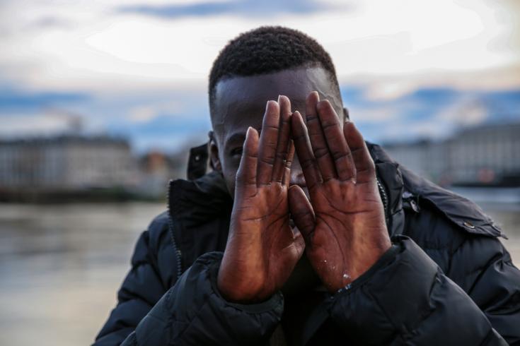 Migrante en España y Francia