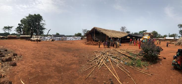 Conflictos en República Centroafricana