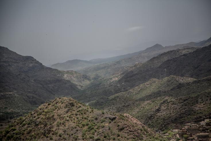 Yemen naturaleza