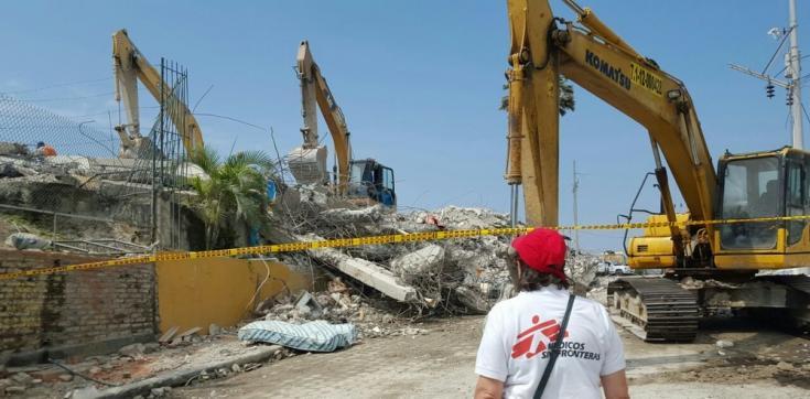 Una vez que MSF supo la magnitud del terremoto, la organización movilizó cuatro equipos que ya estaban en la región. También proporcionamos donaciones de medicamentos y suministros médicos a diversas estructuras de salud en las zonas afectadas.