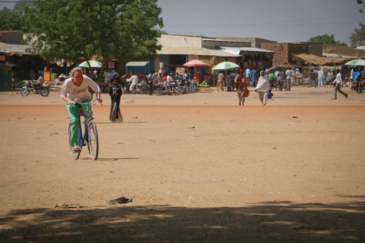 Día de la bici Chad