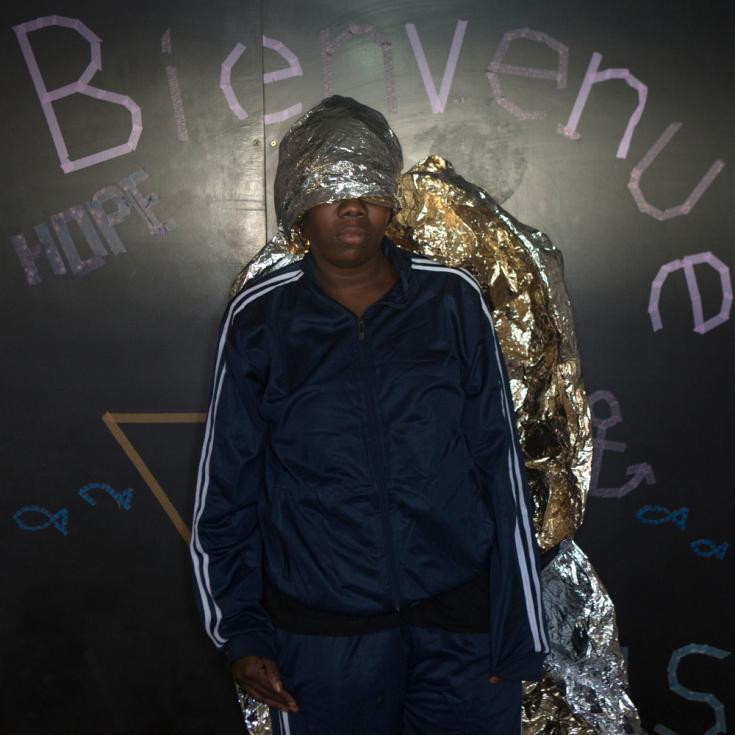 Historias en el Aquarius: Kate, 32 años, Costa de Marfil