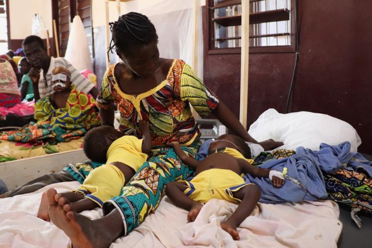Tratamiento contra la desnutrición