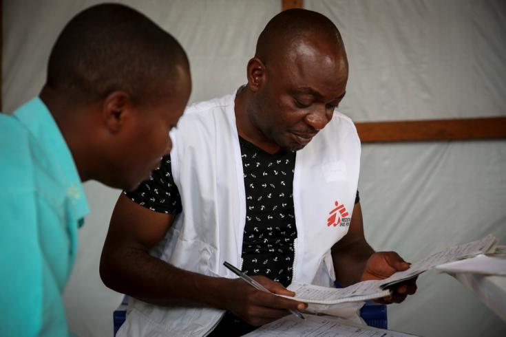 Ébola en República Democrática del Congo