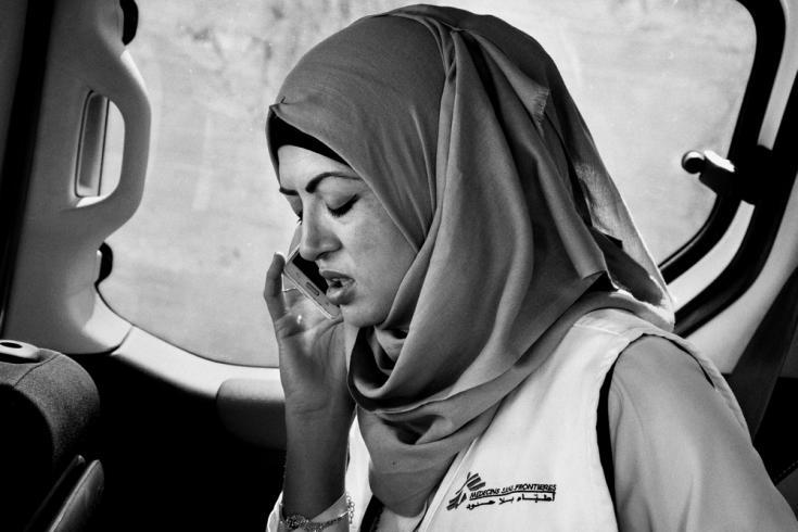 Atención terapéutica a víctimas de violencia en Palestina