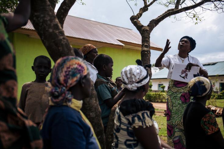 Promoción de la salud en República Democrática del Congo