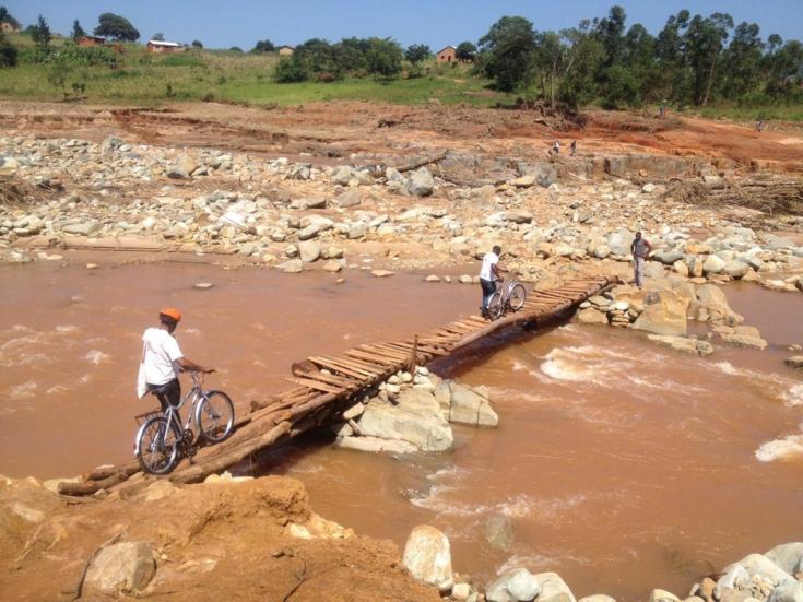 Ciclón Idai Zimbabue