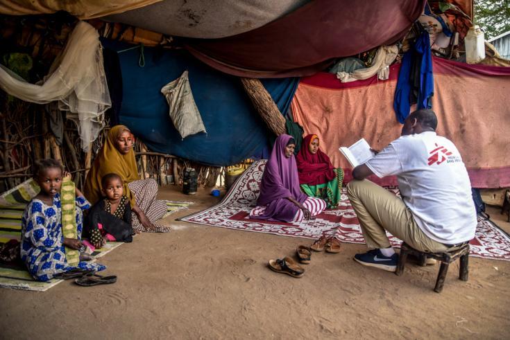 Los campos de Dadaab han existido durante casi tres décadas. Muchas personas nacieron en los campos, se casaron allí, y varias fallecieron sin conocer ningún otro lugar.