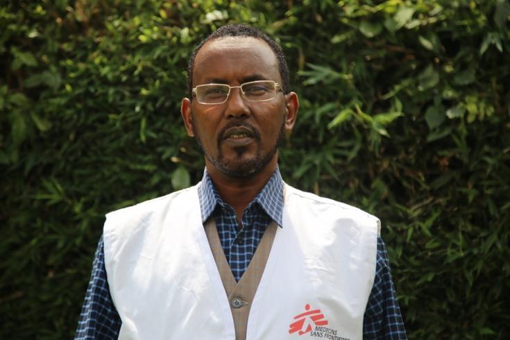 Mohamed Kalil es nuestro asesor de asuntos humanitarios para Somalia y Somalilandia.