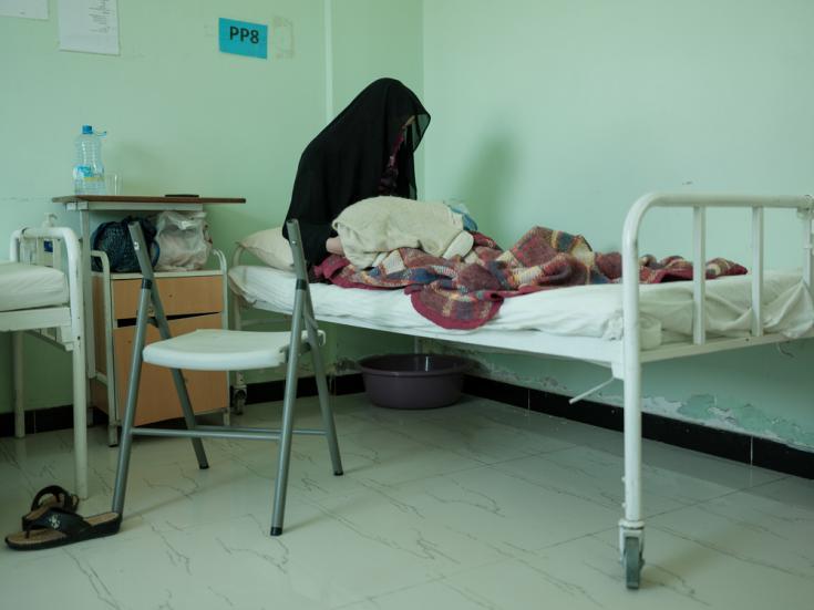 Atención médica en Yemen