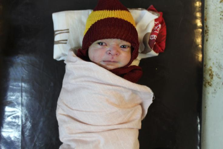 Primeros bebés en 2019 Afganistán