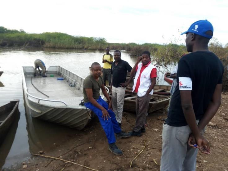 Ciclón e inundaciones en Mozambique Zimbabue Malaui