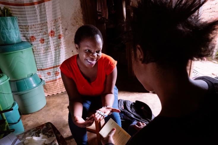 Tratamiento y prevención de VIH