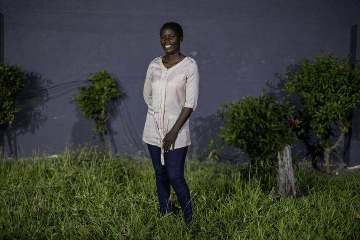 Trabajadora sexual y educadora MSF Mozambique