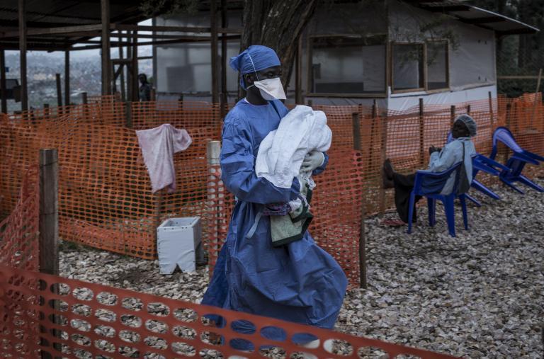 Centro de Tratamiento de Ébola