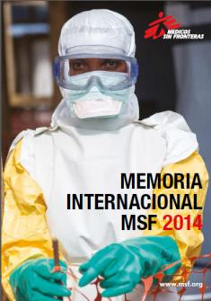 Memoria Internacional MSF 2014