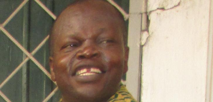 Gaulbert Mokafé trabajaba con Médicos Sin Fronteras desde 2012. Tenía 41 años, estaba casado y tenía cinco hijos.