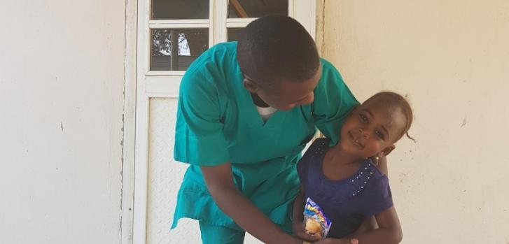 Enfermero en Nigeria