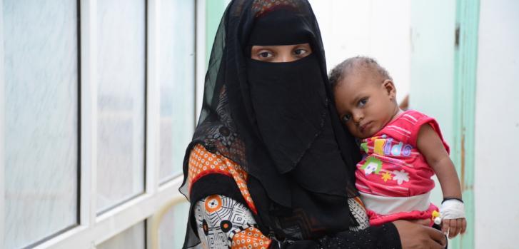 Aumento de casos de cólera en Yemen