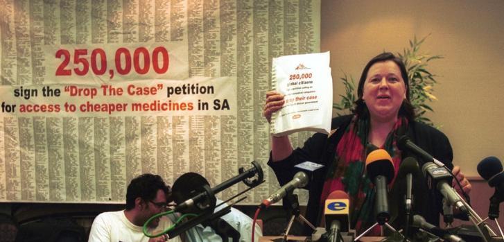 Acceso a medicamentos VIH