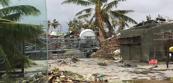 Desastre natural en Mozambique