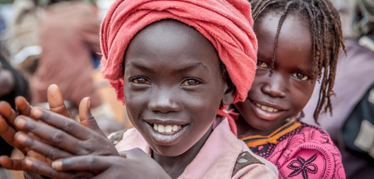 Campaña de Médicos Sin Fronteras de vacunación de refugiados en el campo de Yida, Sudán del Sur ©Yann Libessart/MSF