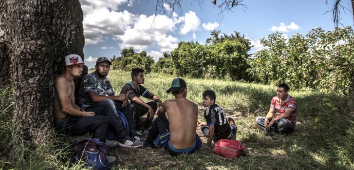 Atención a migrantes y refugiados en México