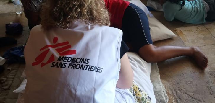 Médicos Sin Fronteras obligado a dejar su asistencia en Nauru