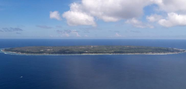 Médicos Sin Fronteras en Nauru