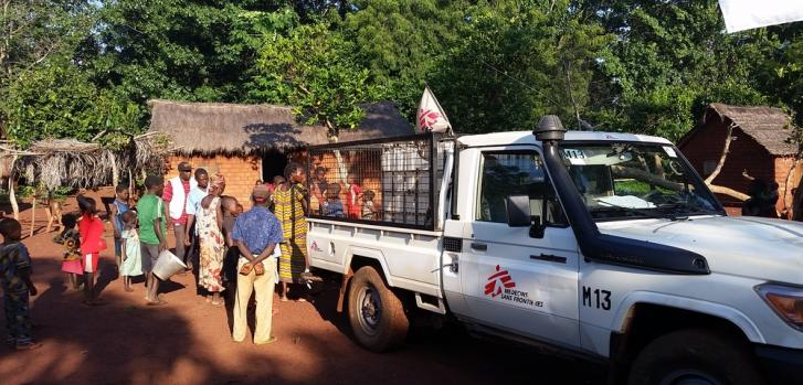 Conflicto armado en República Centroafricana