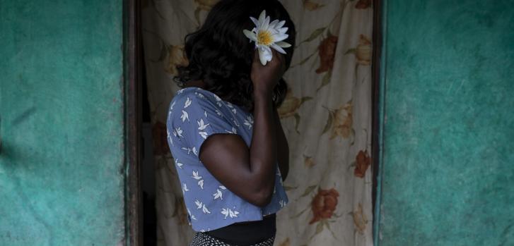 Tratamiento VIH después del ciclón en Mozambique