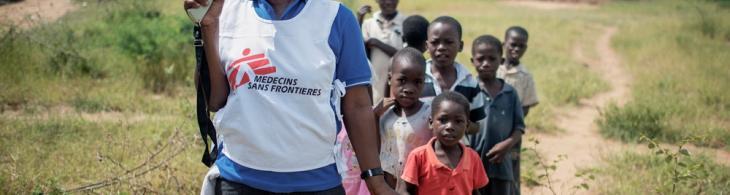 Emergencia de cólera en Mozambique