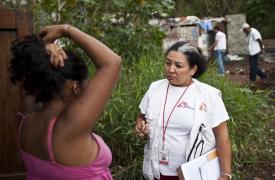 Atención a víctimas de violencia sexual en Honduras