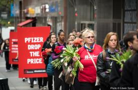 Campaña de Acceso a Medicamentos MSF