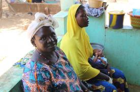 Testimonios de personas en Mali