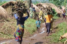 Nuevo proyecto de Médicos sin Fronteras en República del Congo (Boga) © Louise Annaud/MSF