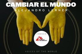 Alejandro Lerner. Voces del Mundo